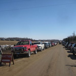 Lundeen Auction